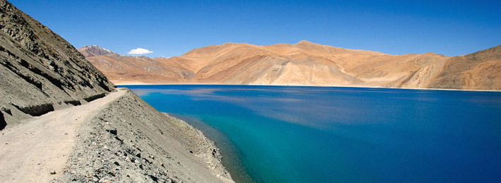pangong lake ladakh, leh travel