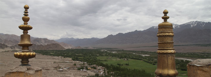 thiksey moanstery, leh travel